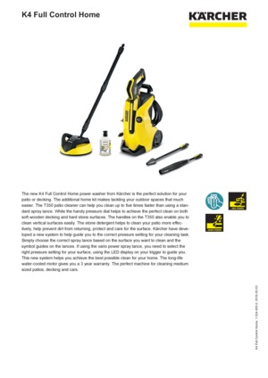 k4 full control home pressure washer crowley cleaning. Black Bedroom Furniture Sets. Home Design Ideas