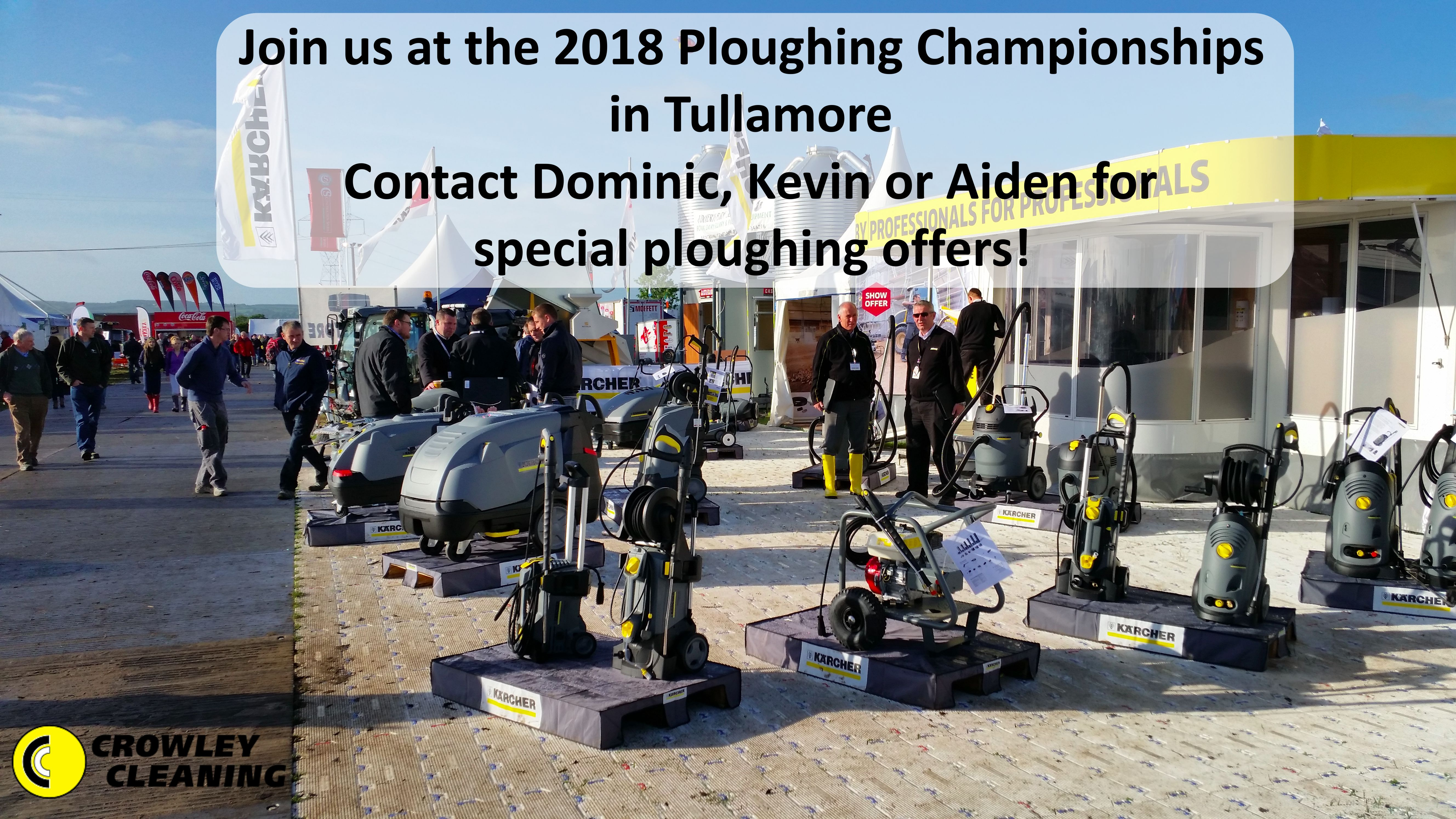Special Offers Ploughing Championships 2018