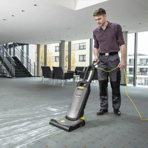 Karcher Upright Brush-Type Vacuum Cleaner CV 382 ADV
